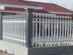 新型雕花艺术围栏